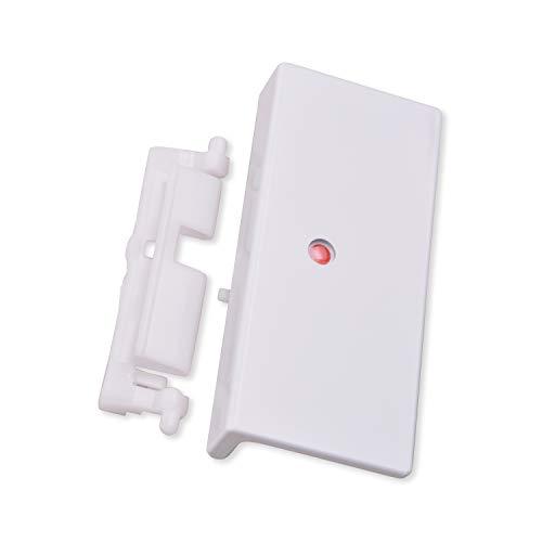 Türgriff mit Feder für Kühl- und Gefrierschrank 110 x 44 x 18 mm Bosch 00059129