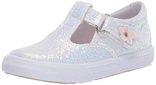Keds girls Daphne T-Strap Toddler shoes
