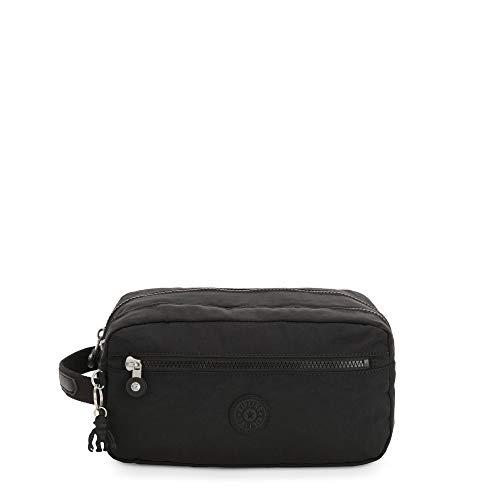 Kipling Women's Agot Large Toiletry Bag, Black Noir, One Size