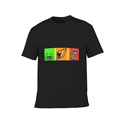 Children's T-Shirts (boy and Girl) Slogo-Man,...