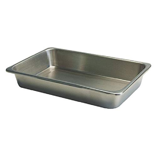 Pack of 6 Stainless Steel Instrument Tray Without Cover 12 1/8