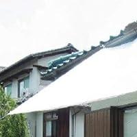 萩原工業 遮熱シート スノーテックス・クール 約1.8×2.7m 16枚入 代引不可
