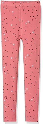 s.Oliver Junior Mädchen 53.809.75.2311 Leggings, Pink AOP 43a3, 104