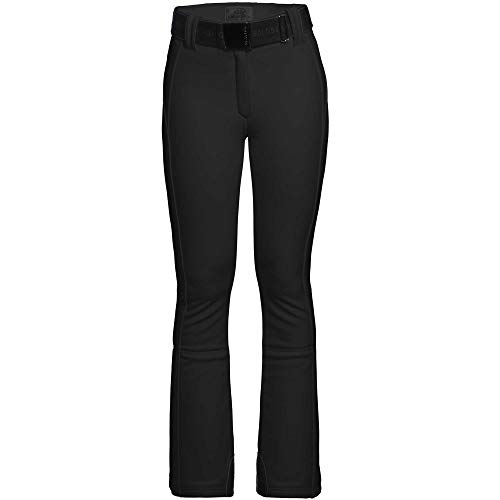 GOLDBERGH W Pippa Ski Pant Schwarz, Damen Hose, Größe 42 - Regular - Farbe Black