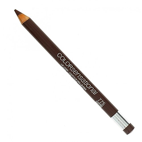 Maybelline Color Sensational Lipliner Nr. 775 Copper Brown, Lippenkonturenstift, für eine makellose...