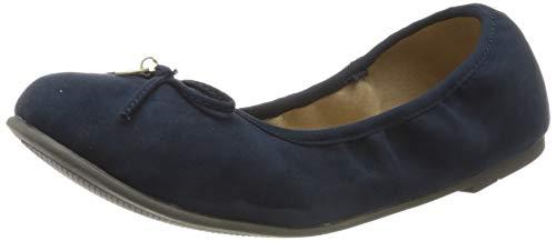 s.Oliver Damen 5-5-22106-24 Geschlossene Ballerinas, Blau (Navy 805), 37