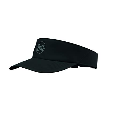 Buff R-Solid Casquette Pro Run Noir FR : Taille Unique (Taille Fabricant : Taille One sizeque)