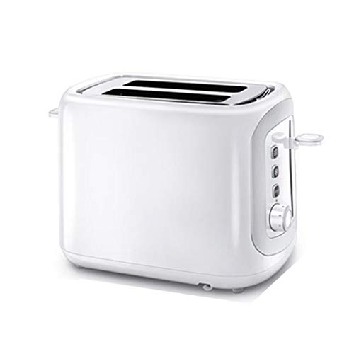 Toaster 2 Slice,800 Watt, Compact Toaster With Extra Wide Slots, Removable Crumb Tray