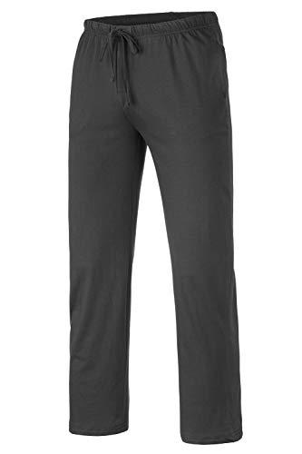 Di Ficchiano - Pantalones largos de pijama para hombre gris