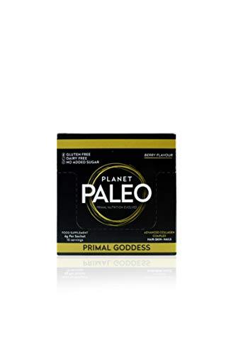 Planet Paleo Primal Goddess Powder, 10 Sachets, 60 g
