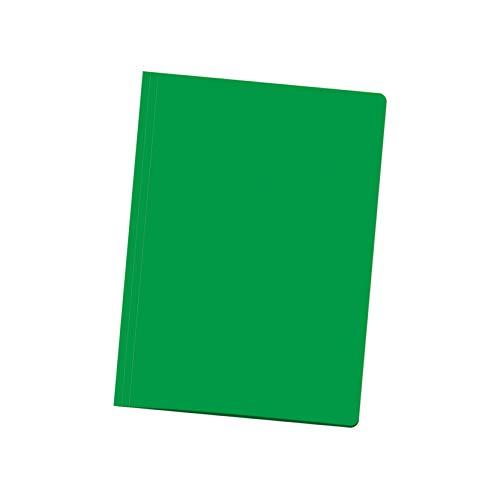 Dohe - Pack Subcarpetas - A4 - Verde - 50 uds.