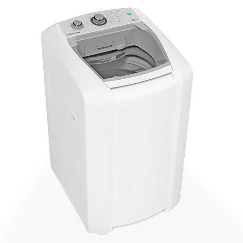 Lavadora de Roupas Automática Colormaq LCA12 12Kg Branca 220V