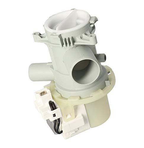 DREHFLEX – Bomba de desagüe para diversas lavadoras de Beko Arçelik – Apto para 2840940200 sustituye a 2880402000