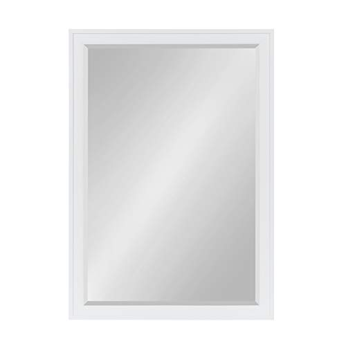 DesignOvation Bosc Framed Wall Mirror, 27.5x39.5, -