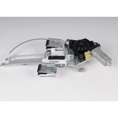 ACDelco 25750516 GM Original Equipment Rear Passenger Side Power Window Regulator and Motor Assembly