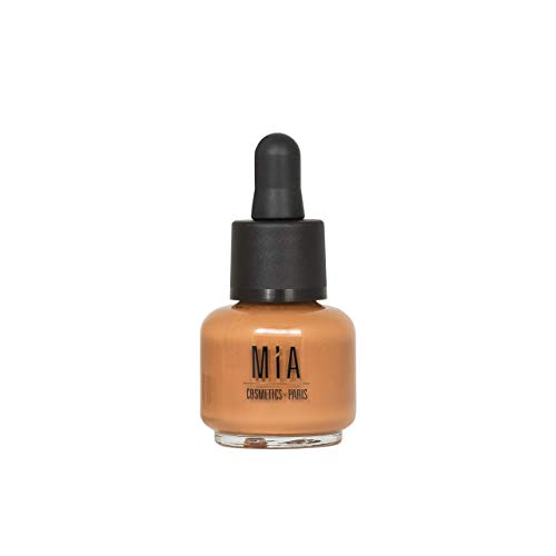 Mia Cosmetics-Paris, Color Drop Gold - Bronceador e iluminador facial - 15 ml.