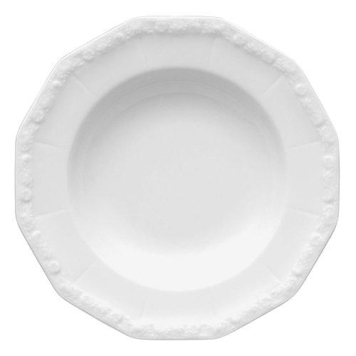 Rosenthal 10430-800001-10321 Maria Suppenteller 21 cm, weiß