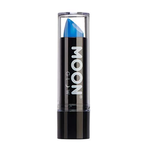 Moon Glow -Neon UV Lippenstift4.5gIntensivBlau–ein spektakulär glühender Effekt bei...