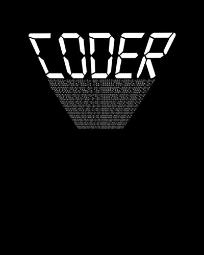Coder: Coder Coding Pros & Coding Students 2021-2022 Weekly Planner & Gratitude Journal (110 Pages, 8' x 10') Calender For Daily Notes, Thankfulness Reminders & To Do Lists