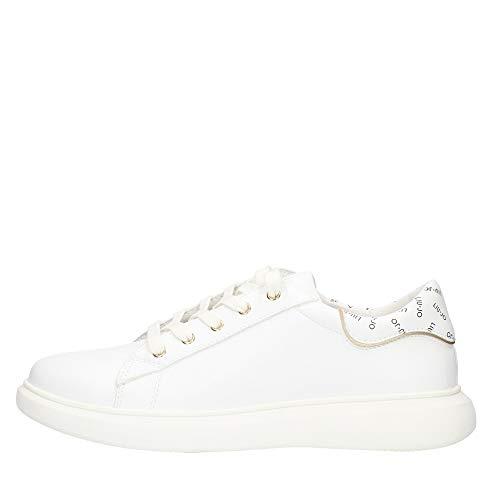 Scarpe Bambino Liu-Jo Sneaker Greta 97 White ZS21LJ09 4A1759