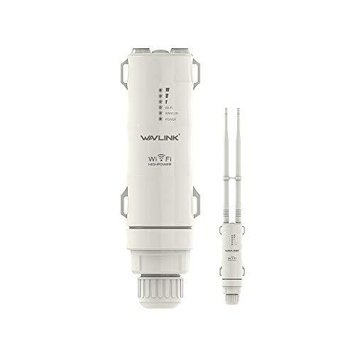 Wireless Outdoor Repeater WiFi Extender high-performance signaalversterker outdoor repeater brede afdekking regenbestendig tegen donner