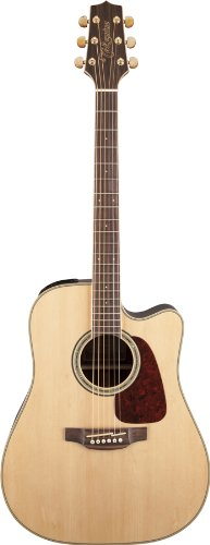 Takamine GD71CE-NAT Dreadnought Cutaway Acoustic-Electric Guitar, Natural