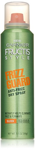 Garnier Hair Care Fructis Style Frizz Guard Anti-Frizz Dry Spray, 3.1 Ounce (Pack of 1)