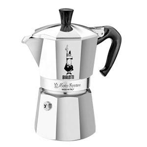 コーヒーメーカー(モカ エキスプレス) 4カップ用【BIALETTI(ビアレッティ)/MOKA EXPRESS 4cup用】 1164
