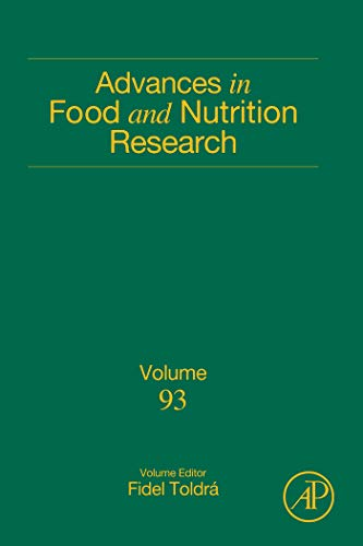 Advances in Food and Nutrition Research (ISSN Book 93) (English Edition)