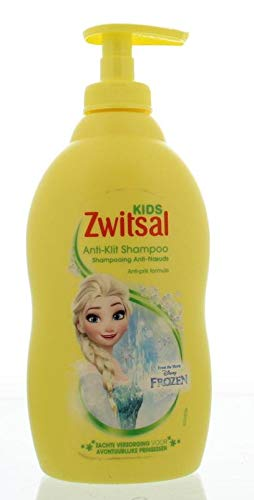 Zwitsal Shampoo Anti Klit Girl, 400 ml