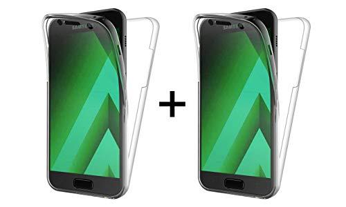 TBOC 2X Funda para Samsung Galaxy A5 [2017] [5.2