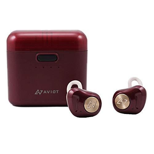 AVIOT アビオット 日本のオーディオメーカー TE-D01d Bluetooth イヤホン 高音質 グラフェンドライバー搭載...
