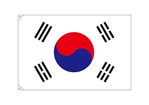 N国旗(販促用) 23693 韓国 大