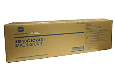 Genuine Konica Minolta A0600JF IU610C Cyan Imaging Unit for C550 C650 C451