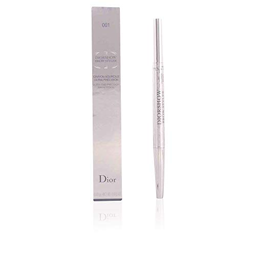 Christian Dior Brow Styler Ultra Fine Precision Pencil, No. 001 Universal Brown, 0.003 Ounce