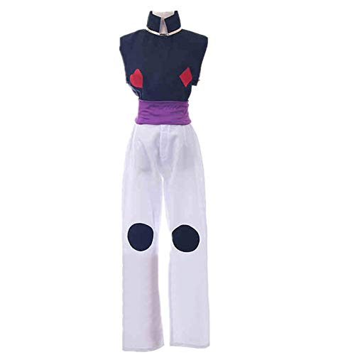 Hisoka cosplay outfit from Hinter x Hunter anime