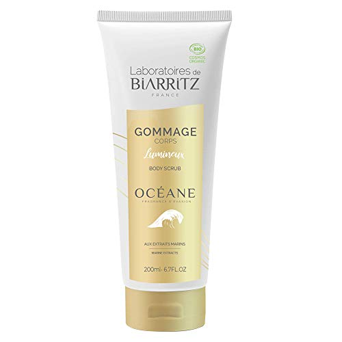 Les Laboratoires de Biarritz Océane - Gommage certifié Bio 200ml