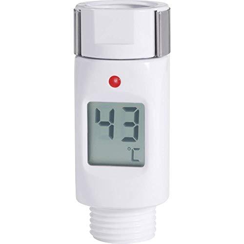 Renkforce Duschthermometer Weiß