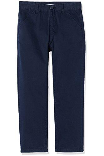 Amazon-Marke: RED WAGON Jungen Chino-Hose, Blau (Navy), 110, Label:5 Years