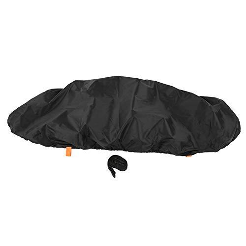 Alomejor Cubierta de Cabina de Kayak Sello Impermeable Cubierta de Cabina Cubierta de Cabina para Sentarse en Kayaks
