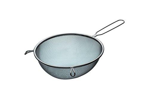 Kitchen Craft - Colador cónico de Acero Inoxidable (20 cm)