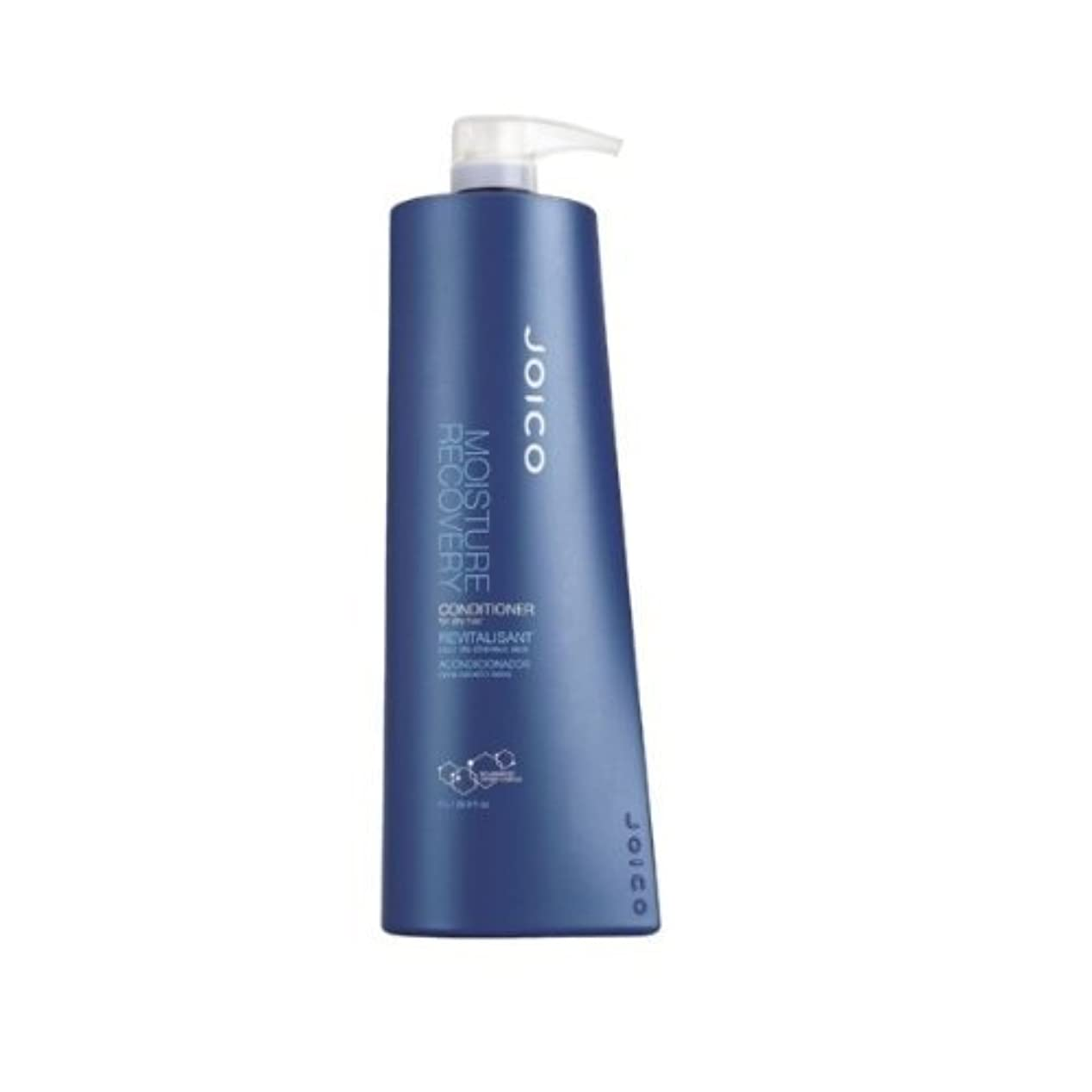 メイン増強する変位by Joico MOISTURE RECOVERY CONDITIONER FOR DRY HAIR 33.8 OZ by JOICO