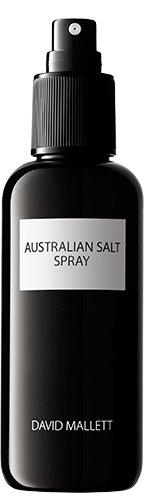 DAVID MALLETT Australian Salt Spray texturant pour les cheveux, 150 ml