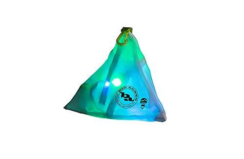 Big Agnes Inc Unisex's Big Agnes mtnGLO Tent and Camp Light, Blue/Green, One Size