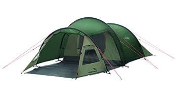 Easy Camp Spirit 300 Tente Mixte, Vert, 200 x 410 cm