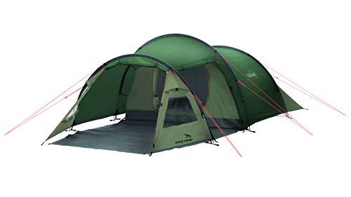Easy Camp Spirit 300 Tienda de campaña, Unisex Adulto, Verde, 200 x 410 cm