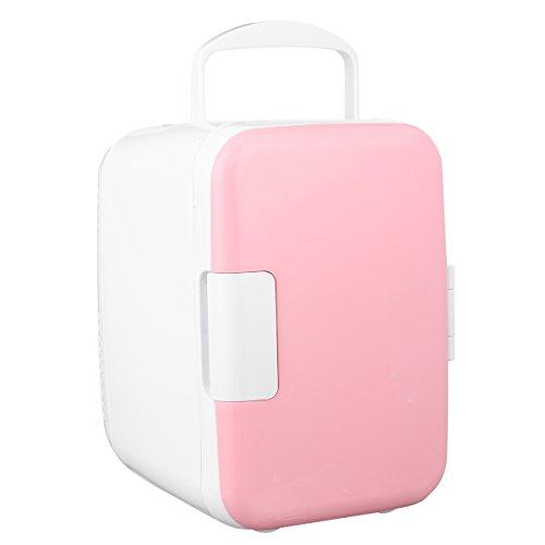 AVANI EXCHANGE Mini Frigorifero Portatile da 4 Litri USB Congelatore Frigorifero Dispositivo di Raffreddamento più Caldo Auto Viaggi Auto Campeggio all'aperto