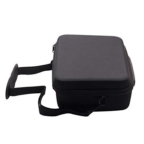 Zaino pieghevole senza spazzole Drone Zaino impermeabile Accessori borsa da viaggio Borsa portatile per SJRC F11 (nero)