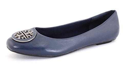 Pierre Dumas Women's Moni-29 Navy Comfortable Flat Shoes-7.5