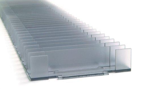 ABCD Storage DVD Aufbewahrungssystem (Kapazität 40 Stück)